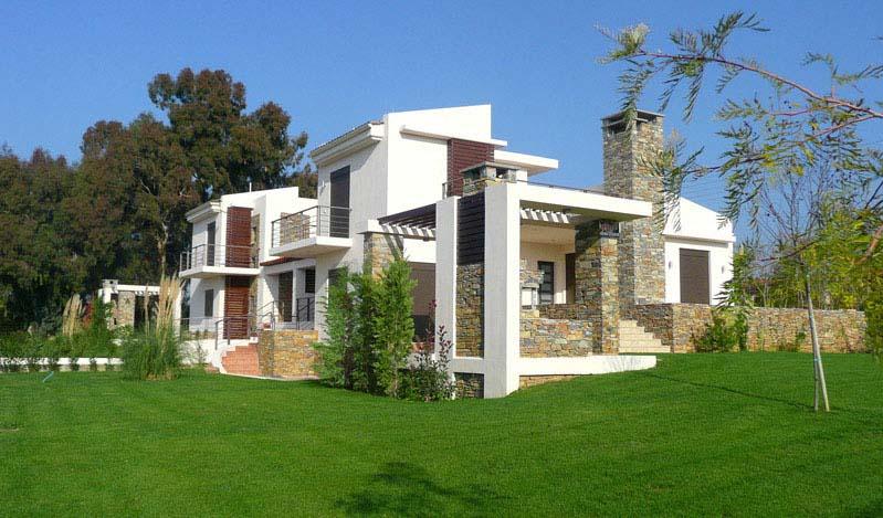 12 1 - 240 sqm maisonette in Amaliada, Peloponesse (A)
