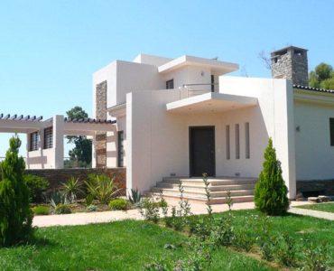 17 370x300 - Amaliada, Peloponesse'de Deniz Manzaralı Bitişik Villa B