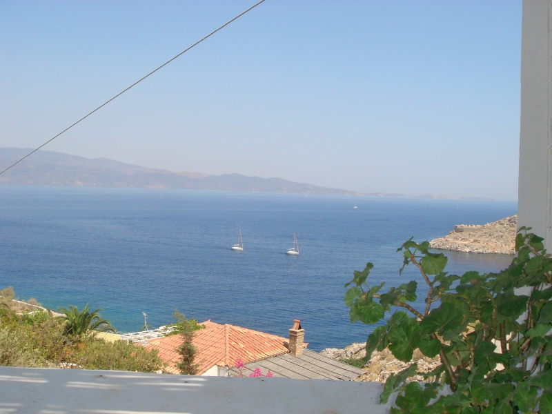 34 - House with an Amazing View in Hydra Island