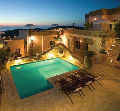 4 7 - Girit'de Satılık 3 Kez Ödül Sahibi Butik Otel