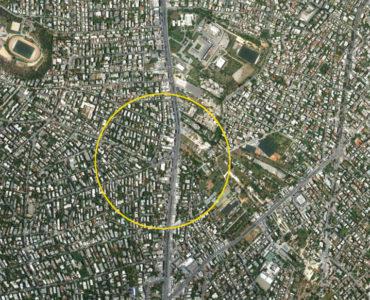 Agia Paraskevi map 370x300 - Messogeion Ave (Agia Paraskevi)'ye Yakın Tamamı Satılık Bina