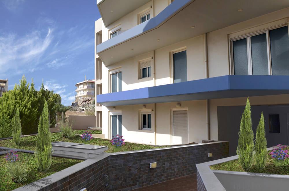 DSC 0771 - Lavrio Seaside Residences – Yatırım Fırsatı – 2 bina tamamen satılık