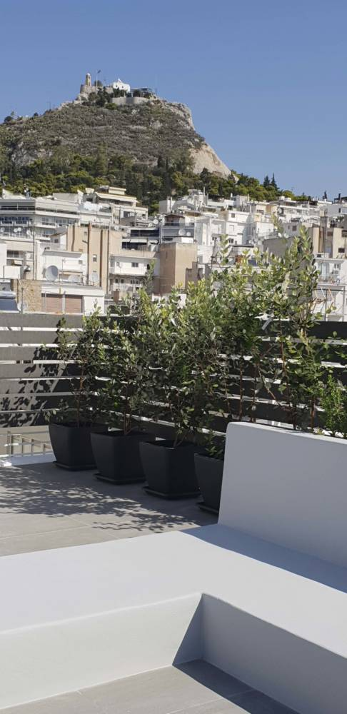 G20180910 110618 - Kolonaki Meydanı'nda Modern Geniş Teraslı Dubleks