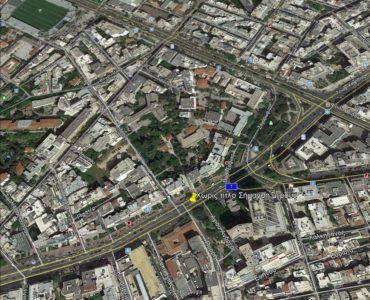 GoogleEarth Image 1 1 370x300 - Vassilisis Sofias Ave.'de Geniş Kiracılı Daire