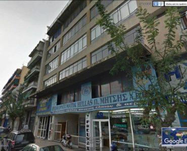 GoogleEarth Image 2 1 370x300 - ATİNA, Votanikos (Botanik Park)'da 6 katlı renove edilecek, yatırımlık bina