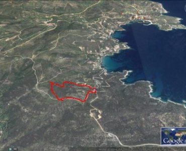GoogleEarth Image 370x300 - Evia'da Deniz Manzaralı Arsa (Eğriboz Adası)