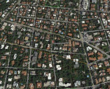 GoogleEarth Image 6 370x300 - Kifissia'da Harika Lokasyon Satılık İmarlı Arsa