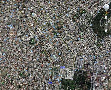 GoogleEarth Image 7 370x300 - Syntagma'da Airbnb Kiralama için Apartman Dairesi