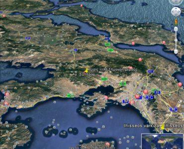 GoogleEarth Image 1 370x300 - Agia Sotira Villa