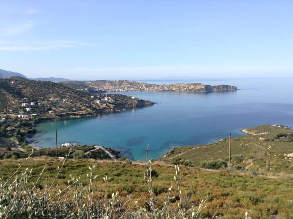 IMG 2560 - Evia'da Deniz Manzaralı Arsa (Eğriboz Adası)