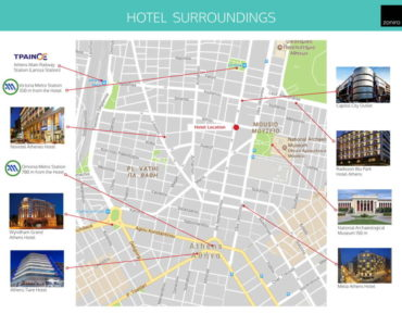 Museum Hotel Development 04 370x300 - Atina Merkez'de Benzersiz İzni Alınmış Otel Projesi