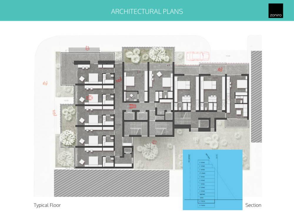Museum Hotel Development 10 - Atina Merkez'de Benzersiz İzni Alınmış Otel Projesi