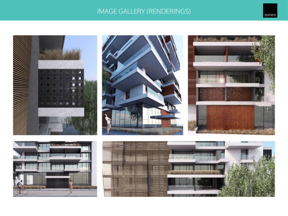 Museum Hotel Development 11 - Atina Merkez'de Benzersiz İzni Alınmış Otel Projesi