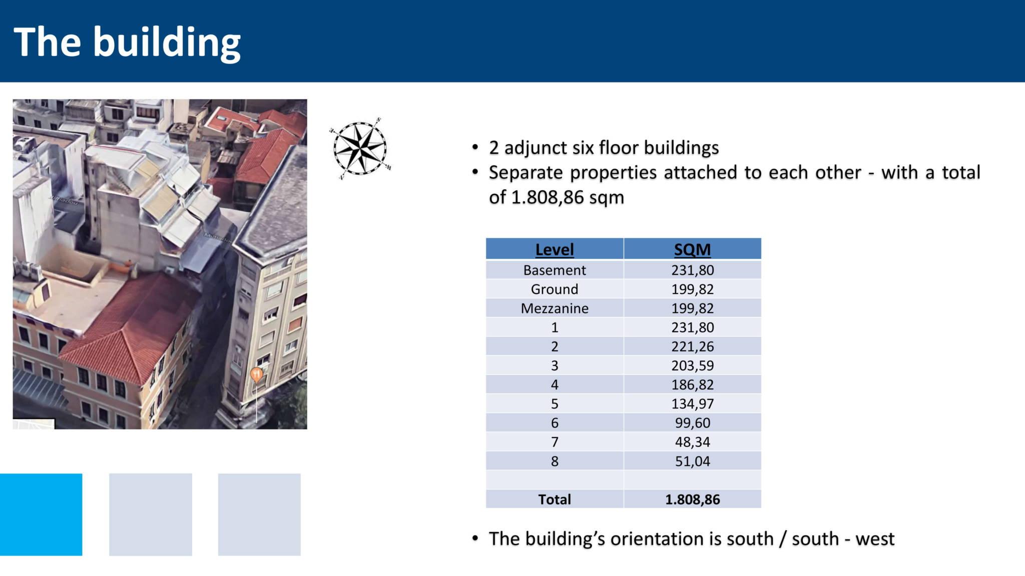 Nikiou presentation 4 - Atina Merkez'de 1.808 m2 6 Katlı Bitişik Satılık 2 Bina