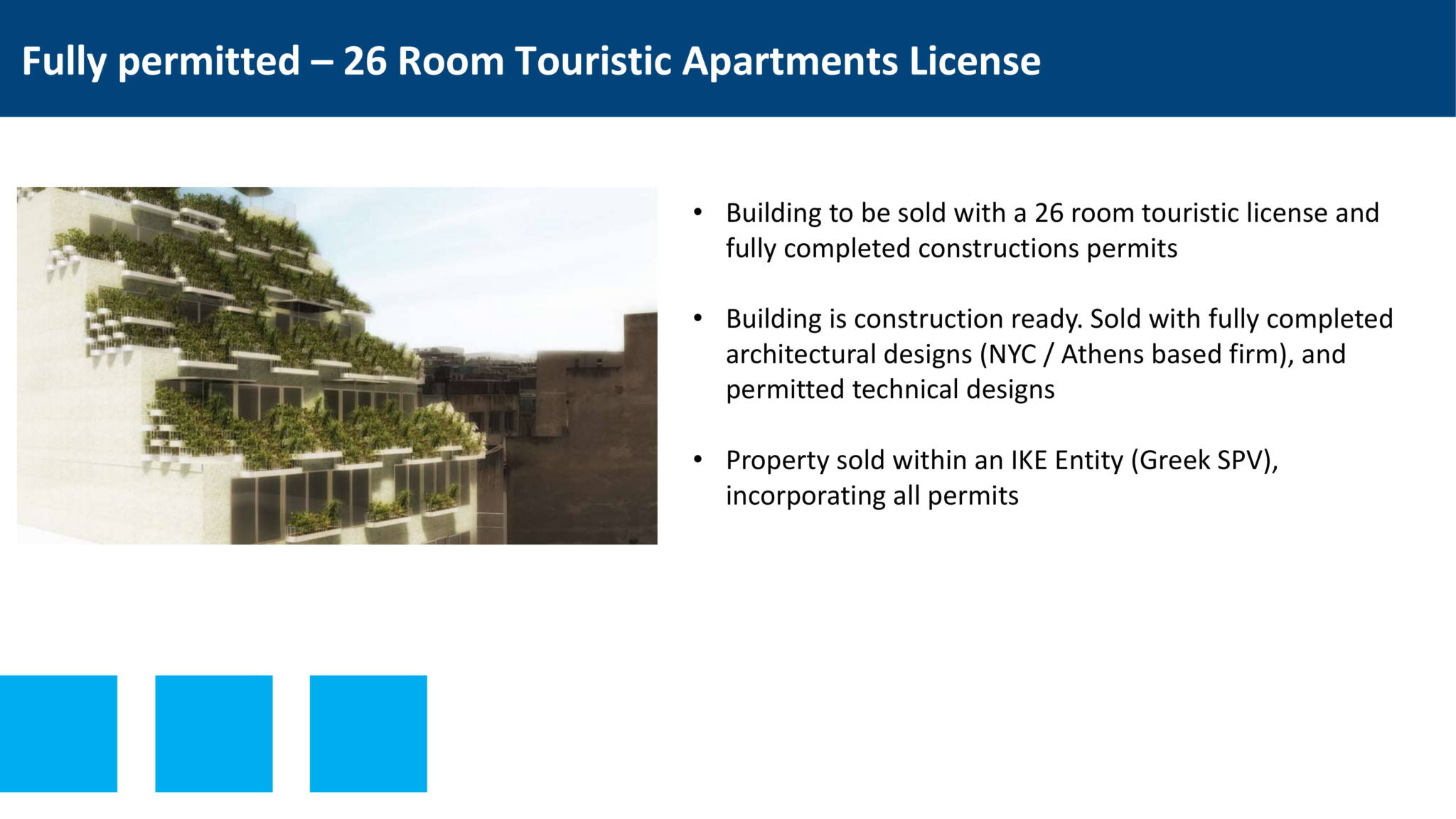 Nikiou presentation 5 - Atina Merkez'de 1.808 m2 6 Katlı Bitişik Satılık 2 Bina