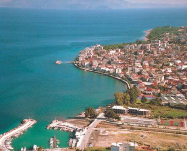 villa in xylokastro with sea and mountain views kom uda