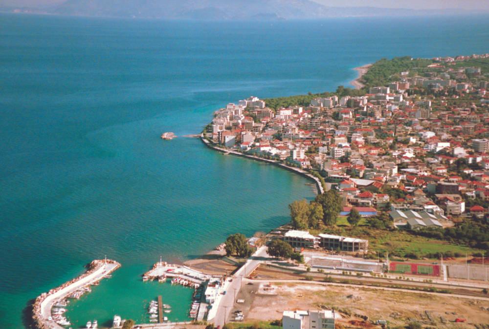 XYLOKASTRO 4 - Xylokastro'da Deniz ve Dağ Manzaralı Villa