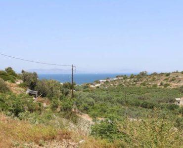 aigina land 370x300 - Aegina Adası İmarlı, Manzaralı Arsa