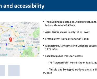 aiolou 3 370x300 - Atina Merkez'de 1433 m2 7 Katlı Satılık Bina