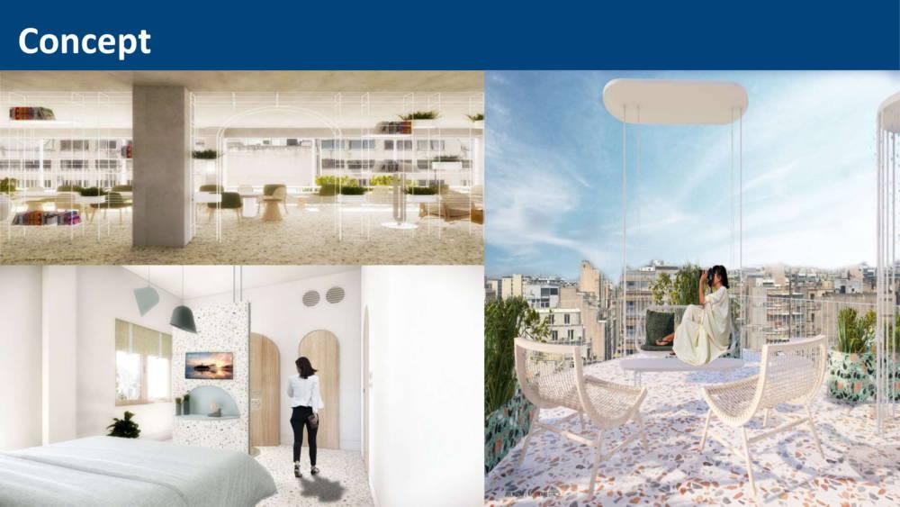 aiolou 6 - Atina Merkez'de 1433 m2 7 Katlı Satılık Bina