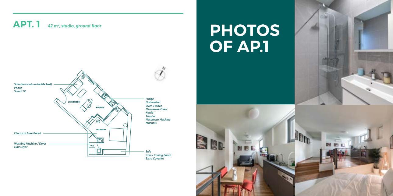 apt1 - Lykabettus Lüks Apartman