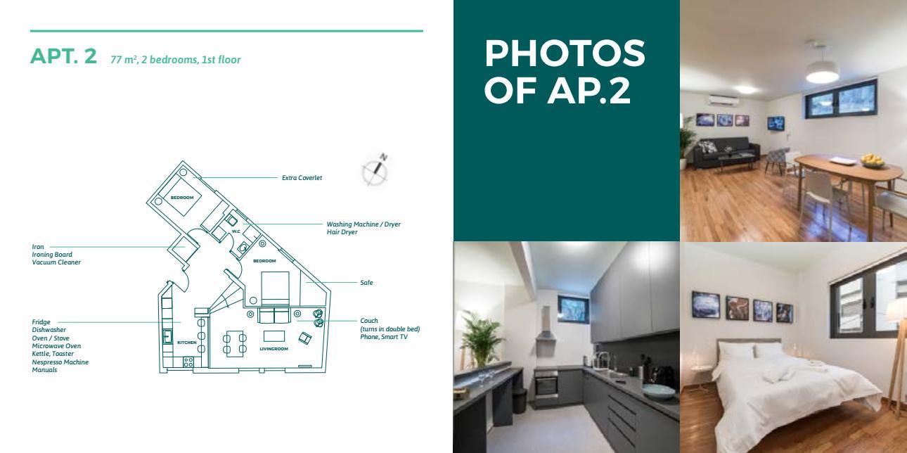 apt2 - Lykabettus Lüks Apartman