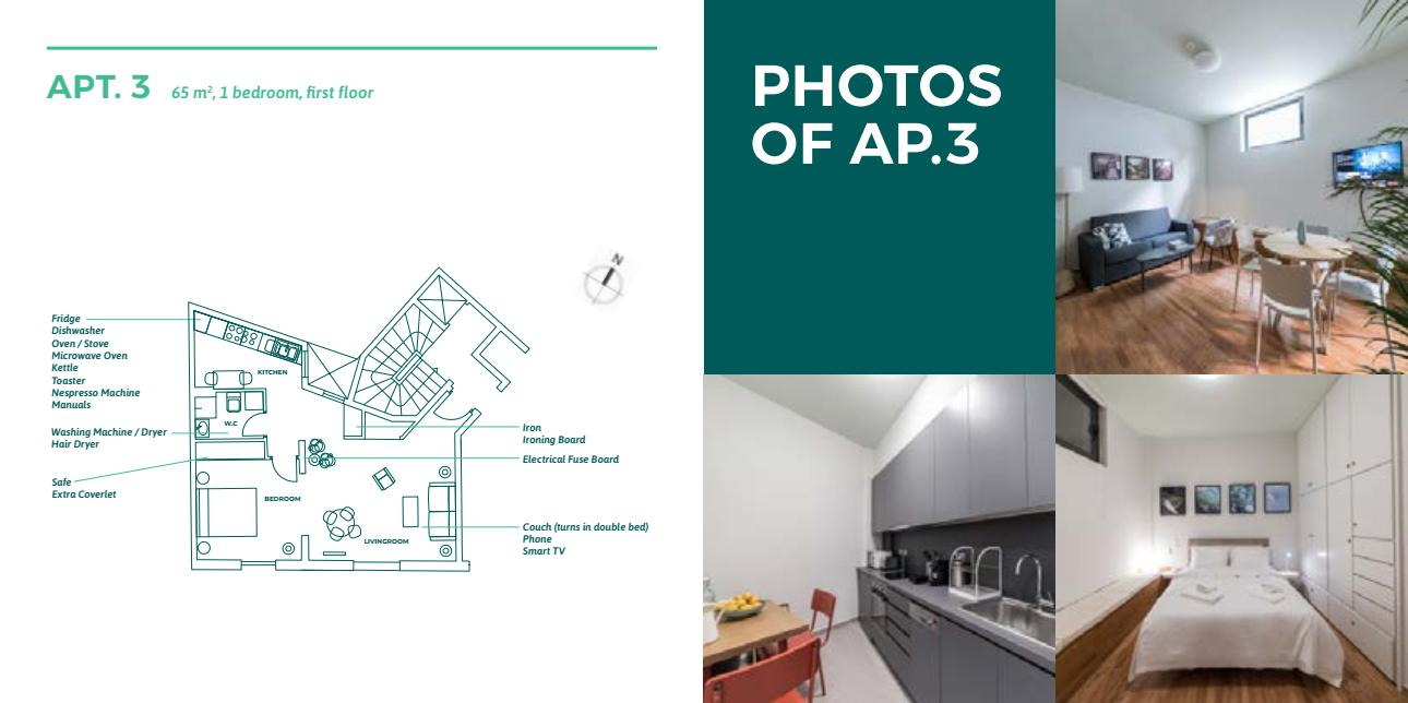 apt3 - Lykabettus Lüks Apartman