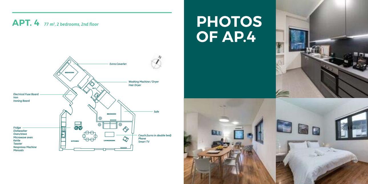 apt4 - Lykabettus Lüks Apartman