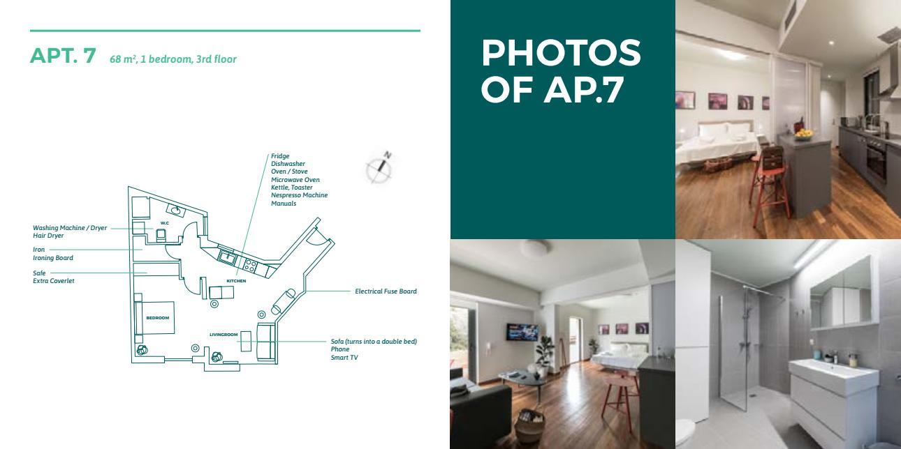 apt7 - Lykabettus Lüks Apartman
