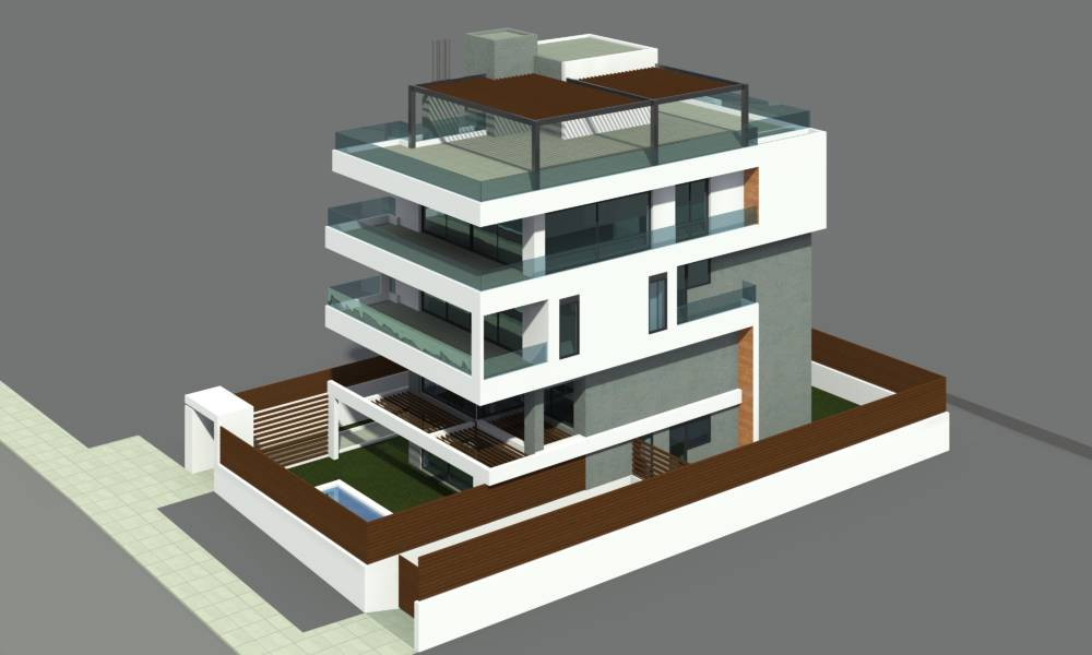 foto2 1 - Voula Apartmanı, Atina