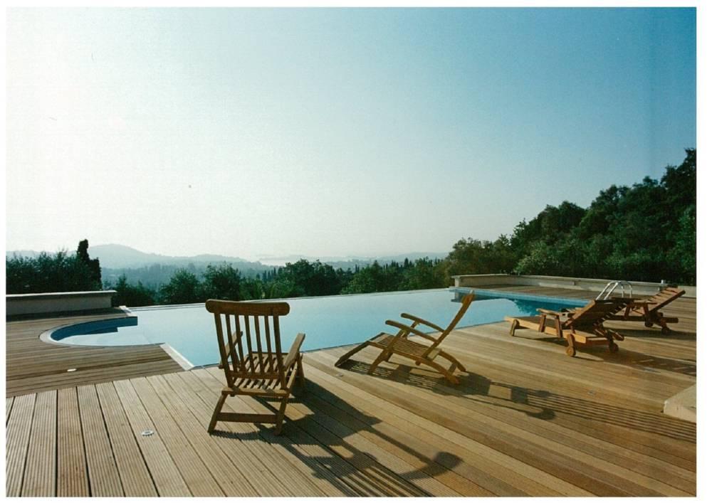 img 114101446 0003 - Korfu Gouvia'da deniz manzaralı nefis villa