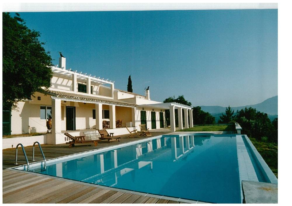 img 114101447 0004 - Korfu Gouvia'da deniz manzaralı nefis villa
