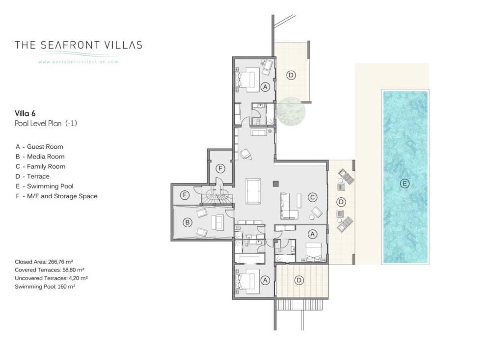 sf 1 - Seafront Villaları 6 Numara