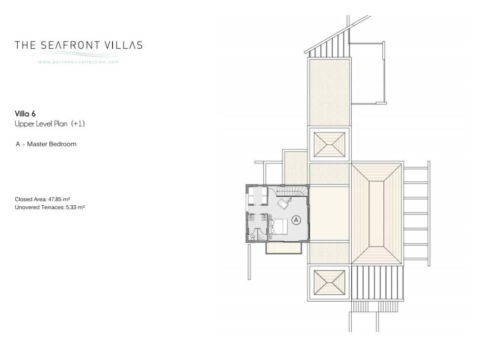 sf1 - Seafront Villaları 6 Numara