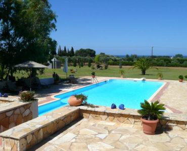 swimming pool 1 370x300 - Amaliada, Peloponesse'de 500 m2 villa + üzüm bağı