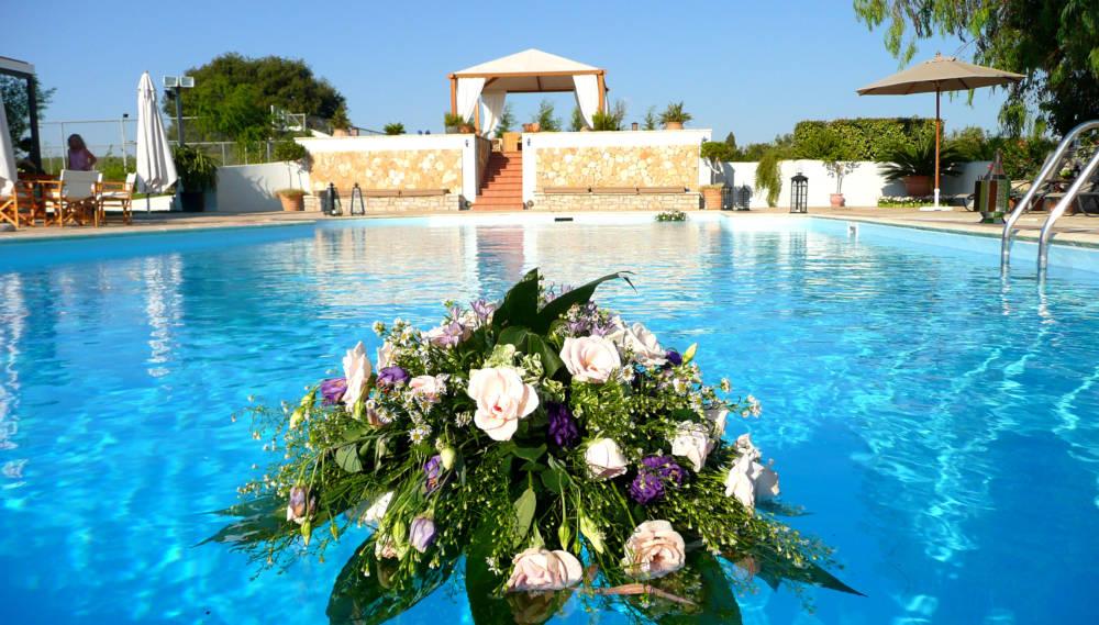 swimming pool 5 2012 - Amaliada, Peloponesse'de 500 m2 villa + üzüm bağı
